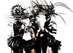 Akira Isogowa designs for Romeo and Juliet, 2011, The Australian Ballet