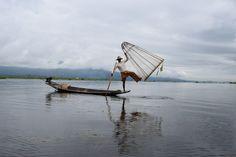 Inle Lake, Myanmar 2016 - Rowan Olierook -