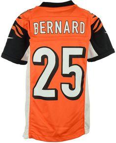 7c5226cb9c5 Kids  Giovani Bernard Cincinnati Bengals Game Jersey