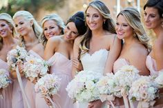 My beautiful bride Lauren and her bridesmaids on her Special Day. Loved creating these bouquets! Designing the floral for this @bellacollinafl wedding was just a wonderful honor! Many thanks to Kristen Weaver Photography, @blushbbg, @keventlighting, @CalvetCouture, LeJeune Artistry, @achairaffair, Photobooth Rocks, @partyflavorscc and Prairie Letter Shop.