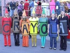 The Best Group Halloween Costumes