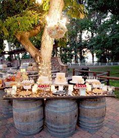 Wahnsinnig kreative DIY Gartenmöbel Ideen - Hochzeitsdeko und Gartenmöbel