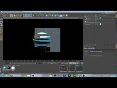 Cinema 4D Tutorial: Sliced Sphere Effect - YouTube