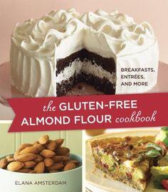 The #Gluten-Free Almond Flour #Cookbook by Elana Amsterdam, $9.65