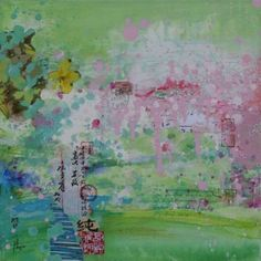 "Saatchi Art Artist Xiaoyang Galas; Painting, ""Rest my soul"" #art"