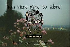 Neck deep//Kick it Just my edit Music Do, Music Bands, Being As An Ocean, Bae, Pop Punk Bands, Neck Deep, Warped Tour, Music Heals, Music Quotes