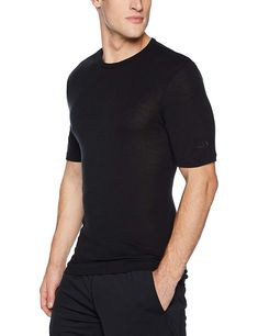Men Base Layer Compression Fitness Gym Sports Running Pants T Shirt Tops US2 New