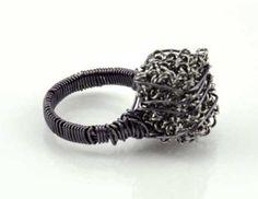 Hematite Box #Ring