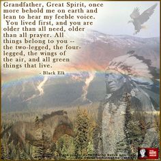 May your day be filled with beauty and happiness! American Indian Blessing -