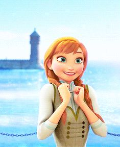 Check out all the awesome anna gifs on WiffleGif. Including all the frozen gifs, disney gifs, and princess anna gifs. Frozen Disney, Frozen And Tangled, Frozen Movie, Disney Love, Disney Magic, Anna Frozen, Frozen 2013, Frozen Heart, Disney Gifs