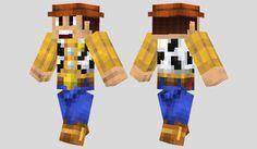 Woody Skin para Minecraft