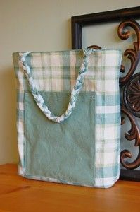 Reversible Purses and Tote Bags Patterns | AllCrafts Free Crafts ...