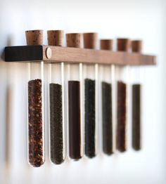 Tube Spice Rack | Home Kitchen & Pantry | Meriwether of Montana | Scoutmob Shoppe | Product Detail