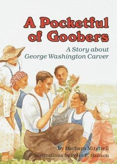 A pocketful of goobers by Mitchell, Barbara