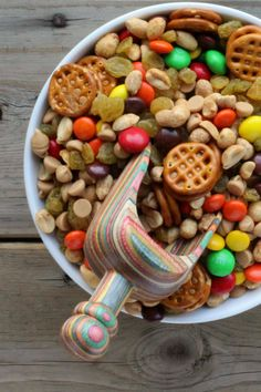 Peanut Butter Lover's Trail Mix