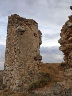 HUERTA DE VALDECARÁBANOS (TOLEDO) - Castillo de la Huerta.
