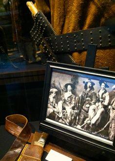 """Spirit of the Old West"" exhibit. Blackhawk Museum. Danville, CA Zippertravel.com Digital Edition"