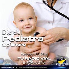 Desde 1939 se celebra el Día del Pediatra - #Actualidad vía @victoria1039fm   La fecha se instauró en 1939, desde que la Sociedad Venezolana de Puericultura y Pediatría comenzó una labor ininterrumpida por la salud de la infancia venezolana y el crecimiento profesional de todos los especialistas en el área. Éste se celebra cada año el 20 de enero. Se trata de un día en el que se homenajea a todos los profesionales pediatras que cada día se esfuerzan para mejorar la salud de los niños.