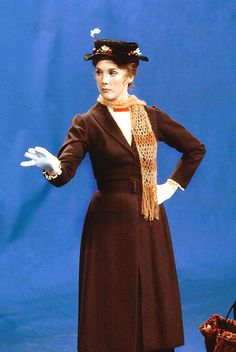 Mary Poppins - for whatever reason, I imagine Mary Poppins and Nora would get along very well.