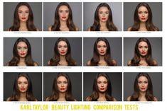 Aprendiendo iluminación fotográfica: diferencias entre modificadores de luz (softbox, octagones y paraguas parabólicos)