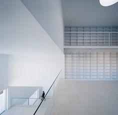 Raumplan house de Estudio Arquitectura Campo Baeza   Maisons particulières