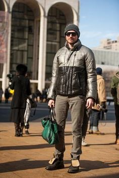 Fabulous Street Style at New York Fashion Week