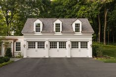 NEW HOUSE: Carriage Garage & Breezeway Inspiration