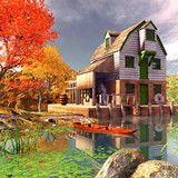 ☺ A quiet autumn day...