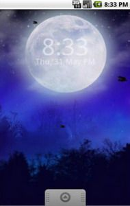 Full Moon Demo Live Wallpaper