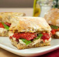 Italian Tea Sandwich