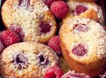 Raspberry friands  The friand is a small French cake, often mistaken for a pastry. It is popular in Australia and New Zealand. It is usually made with almond flour and egg whites.