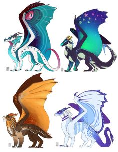 Alligned+Moons+AU+-+characters+by+velocirapioca.deviantart.com+on+@DeviantArt