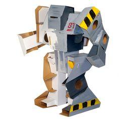 Calafant Bastelset Roboter