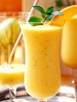 #Healthified Tropical Papaya Smoothie