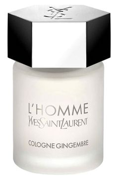 Yves Saint Laurent L'Homme Cologne Gingembre - an oriental take on the original L'Homme