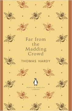 Buy Far From the Madding Crowd by Thomas Hardy at Mighty Ape NZ. The Penguin English Library Edition of Far From the Madding Crowd by Thomas Hardy'I cannot allow any man to - to criticise my private conduct! I Love Books, Good Books, Books To Read, My Books, Reading Books, Book Writer, Book Authors, Far From Madding Crowd, Ernst Hemingway
