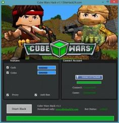 Cube Wars Hack v1.1 Online 2017 Tool New Cube Wars Hack v1.1 download undetected. This is the best version of Cube Wars Hack v1.1, voted as best working tool.