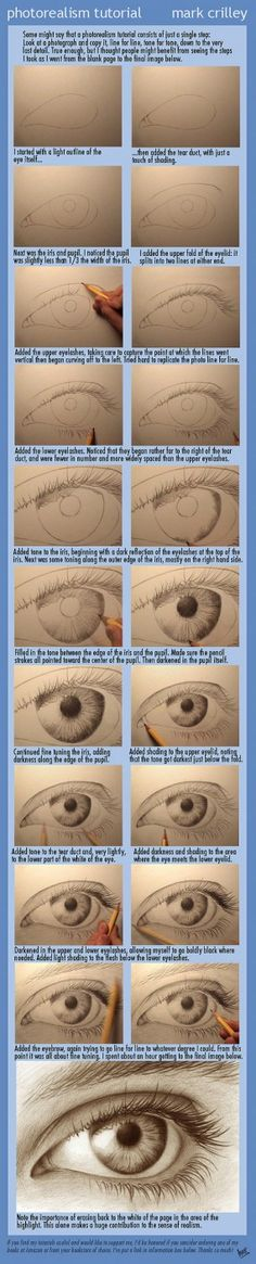 drawing tutorial a republic because this was the first tutorial for drawing eyes that I ever saw