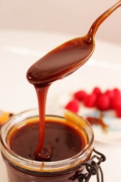 ... even more exciting with Little Green Spoon's salted caramel sauce