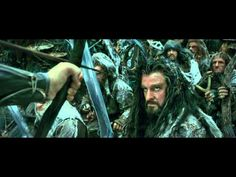 """The Hobbit Trilogy ~ Remember Me for Centuries ~ Thorin Oakenshield - YouTube Hooked on """"Fall out boy at the moment"""