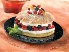 Pepperidge Farm® Puff Pastry - Recipe Detail - Triple Berry Shortcake