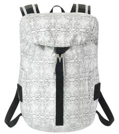 Even Marc Jacobs is hopping on the Tyvek bandwagon: Carabiner Clip Backpack Bag Water Proof 100% Tyvek