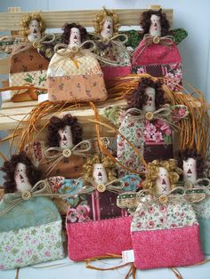Jullie Annie Dolls by Sherry - Maria Cereja, via Flickr
