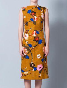 clayton flower medina dress by Rachel Comey ~ bird Cute Fashion, Womens Fashion, Fashion Models, Vintage Fashion, Fashion Trends, Motif Floral, Couture, Looks Cool, Dress Me Up