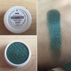 donna colourpop eyeshadow swatch fall 2016