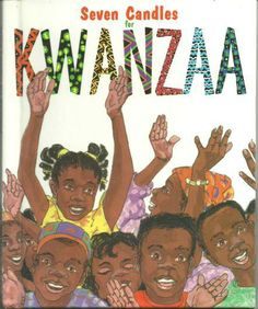 """Seven Candles of Kwanzaa-CAB516 For Ages 3-8  Celebrate the week-long secular holiday honoring African-American heritage. """"Zawadi the storyteller"""" talks to your child about the """"First Fruits of the Harvest"""" and its special meanings.Your little boy or girl will learn all of the traditions of Kwanzaa and its roots to the heritage of all African-Americans in the United States of America."""
