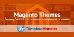 TemplateMonster Giveaway - Don't miss your Chance to Win a #Magento Theme!