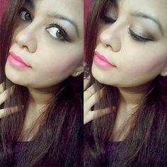Soft glam makeup with @nailzfashionista Share your looks to be featured #GlamExpress or http://ift.tt/1LKibRA ( Upload on site to win cool stuff )   #makeup #makeupdolls #makeupartist #makeupmekka #anastasiabrows #anastasiadipbrow #anastasiabrowwiz #houseoflashes #femmefatale #wingedliner #eyelook #eyelashes #eyelineronfleek #eyes #sirenlashes #glam #glammakeup #slay #eyelook #softglam #daytimeglam #pinklips #makeupaddicts #smokeyeye