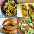 Black Bean, Corn and Goat Cheese Tacos | 19 Glorious Gluten-Free Recipes - SavvyMom.ca