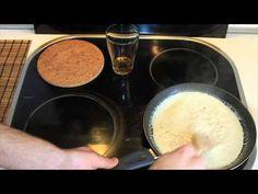 Como preparar una Salsa de Queso Roquefort - YouTube